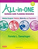 img - for All-in-One Nursing Care Planning Resource: Medical-Surgical, Pediatric, Maternity, and Psychiatric-Mental Health, 4e 4th Edition by Swearingen RN, Pamela L. (2015) Paperback book / textbook / text book