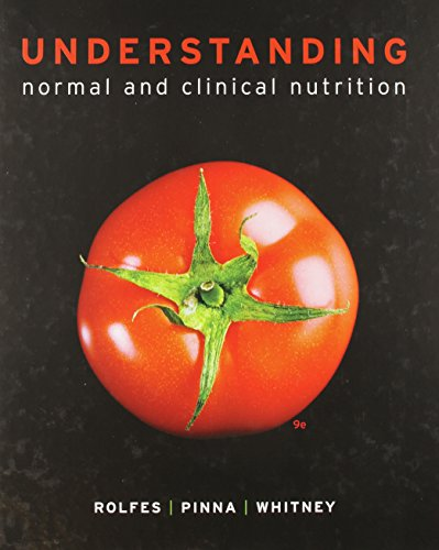 Bundle: Understanding Normal And Clinical Nutrition, 9Th + Diet Analysis Plus 2-Semester Printed Access Card, 10Th