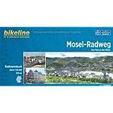 Bikeline Mosel-Radweg: Von Metz an den Rhein. Radtourenbuch, 300 km,  1 : 50 000, wetterfest/reißfest, GPS-Tracks-Download