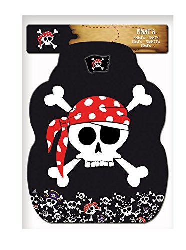 Verbetena - Piñata perfil Piratas (012600107)
