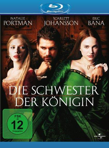 Die Schwester der Königin [Blu-ray]