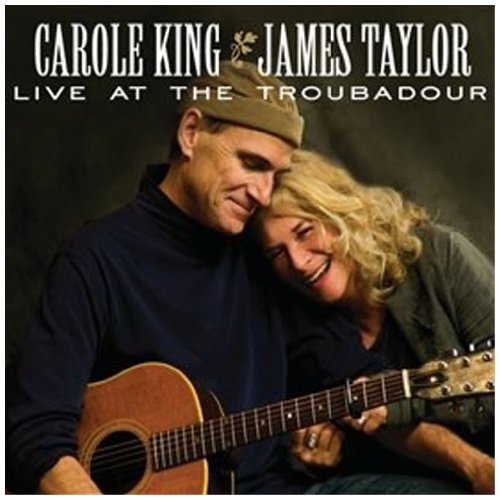 Carole King - LIVE AT THE TROUBADOUR (CD DVD) - Zortam Music