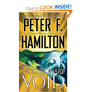 The Evolutionary Void (Void Trilogy, Book 3) by Peter F. Hamilton