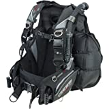 Cressi Back Jac Elite Men's Back Inflated Weight-integrated BCD