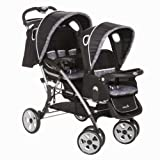 Safety 1st Two Ways Tandem Stroller, Orion Pewter