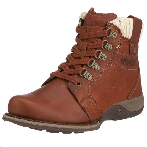 Cat Footwear Women's Nettie Boot Tan P303600 3 UK