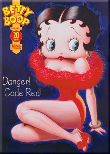 Betty Boop Magnet~