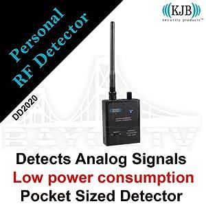 Personal RF Detector