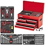 Clarke CHT497 Tool Set and Chest (242...