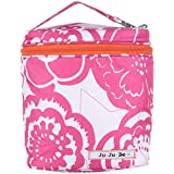 Ju Ju Be Nylon Lunch Box Bag, 2.5 Liters, 1 Piece, Pink - B0144BL7KC