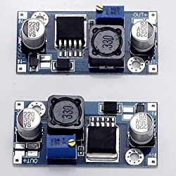 Retailstore 2PCS LM2596 Buck DC-DC Adjustable Step Down Power Supply Module Converter New