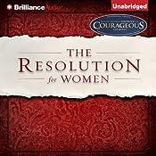 The Resolution for Women | [Priscilla Shirer, Stephen Kendrick (foreword), Alexander Kendrick (foreword)]