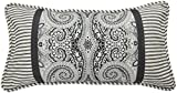 Waverly Paisley Pizzazz Pieced Oblong Decorative Pillow