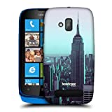 Head Case Empire State Building Manhattan New York Back Case For Nokia Lumia 610