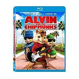 Alvin & The Chipmunks [Blu-ray]