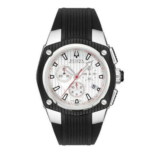 Bulova Accutron Corvara Men's Quartz Watch 65B140