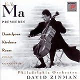 Danielpour / Kirchner  / Rouse: Premieres - Cello Concertos