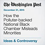 How the Polluter-backed National Black Chamber Misleads Minorities | Martin Luther King III
