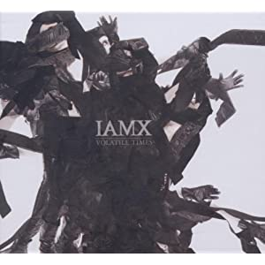 """Wahl zum """"Electro-/Dark""""-Album ist gefallen, wir gratulieren IAMX zum Sieg!"""