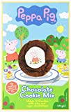 Peppa Pig Chocolate Cookie Mix 171g