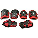 Coolcase Protect Kids Knee Elbow Wrist Cycling Roller Skating Protective Pads