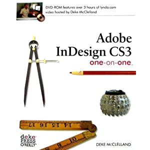 Adobe InDesign CS3 (1 dvd)