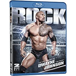 The Epic Journey of Dwayne &quot;The Rock&quot; Johnson [Blu-ray]