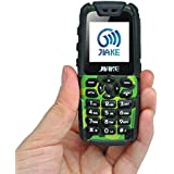JIAKE Rugged GSM Cell Phone - Shockproof Dustproof Dual SIM Unlocked Mini Cell Phone A8 (Camo)
