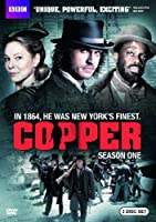 Copper Season One by BBC Warner