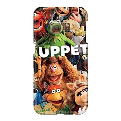 Scratch Protection Hard Phone Case For Samsung Galaxy S6 (UZs2367dJTN) Customized Realistic Muppets Pictures