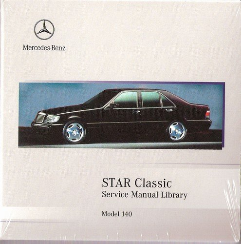 1998 1999 mercedes benz s500 s 500 factory service repair for Mercedes benz auto repair shop