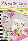 Auf die Tassen - Fertig los!!!: Porzellan bunt bemalt mit Farben für dem Backofen title=