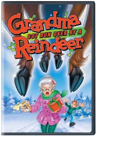 Grandma Got Run Over By a Reindeer DVD