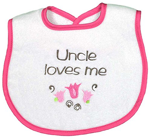 Terry Cloth Baby Bibs front-1029421