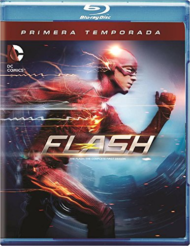 Flash Temporada 1 , Serie De Tv En Blu-ray Edicion Latina