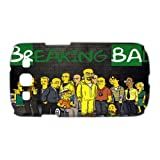 Custom Aesthetic Samsung Galaxy S3 I9300 Hard Case Cover with Breaking Bad TV Drama Only-00560 (3)
