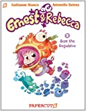 """Ernest and Rebecca #2 Sam the Repulsive (Ernest & Rebecca Graphic Novels)"" av Guillaume Bianco"