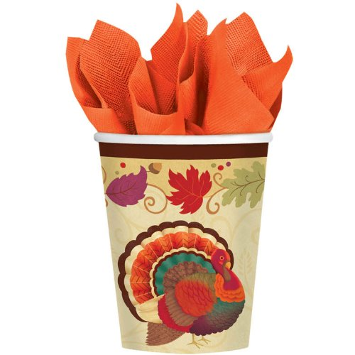 cup 9oz thanksgiving holiday