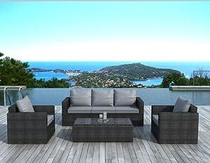 leclerc salon de jardin salon de jardin en teck. Black Bedroom Furniture Sets. Home Design Ideas