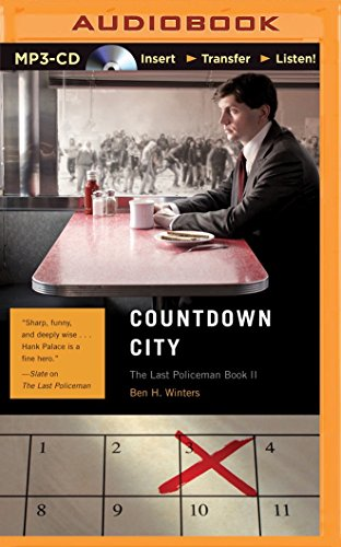 Countdown City (The Last Policeman)