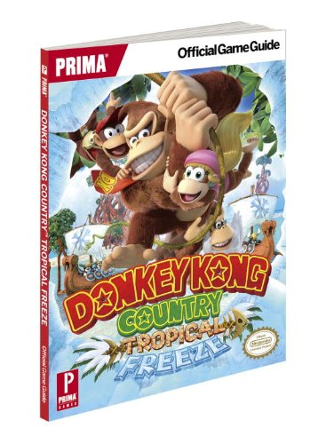 Tropical Freeze Country Donkey Kong
