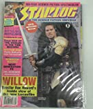 Starlog Magazine #132 Willow, Val Kilmer, Robocop, Roger Rabbit, Beetlejuice