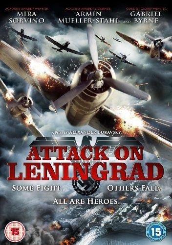Attack On Leningrad [DVD] by Mira Sorvino