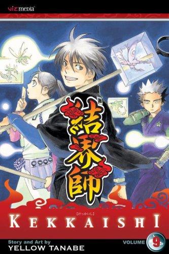 結界師 コミック 9巻 (英語版)