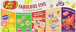 Jelly Belly Fabulous Five Gift Box