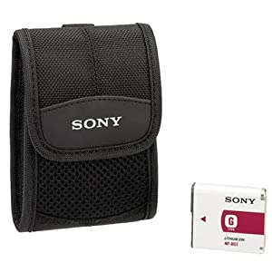 Sony ACC CBG Accessory Kit for CybershotCustomer reviews and more information