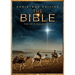 Bible: Epic Miniseries Christmas Edition