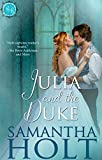 #10: Julia and the Duke (Bluestocking Brides Book 2)