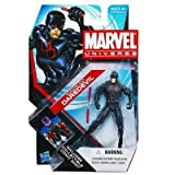 51s3zXuKtLL. SL160  Marvel Universe 3 3/4 Inch Series 17 Action Figure Shadowland Daredevil