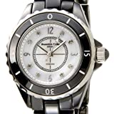 rametto belly ラメットベリー 時計 レディース RAB2101 ホワイト×ブラック セラミックレディースウォッチ [並行輸入品]